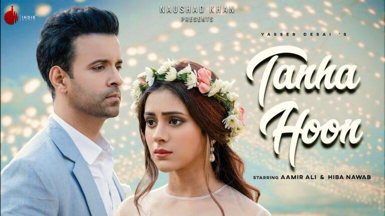 Tanha Hoon Lyrics - Yasser Desai