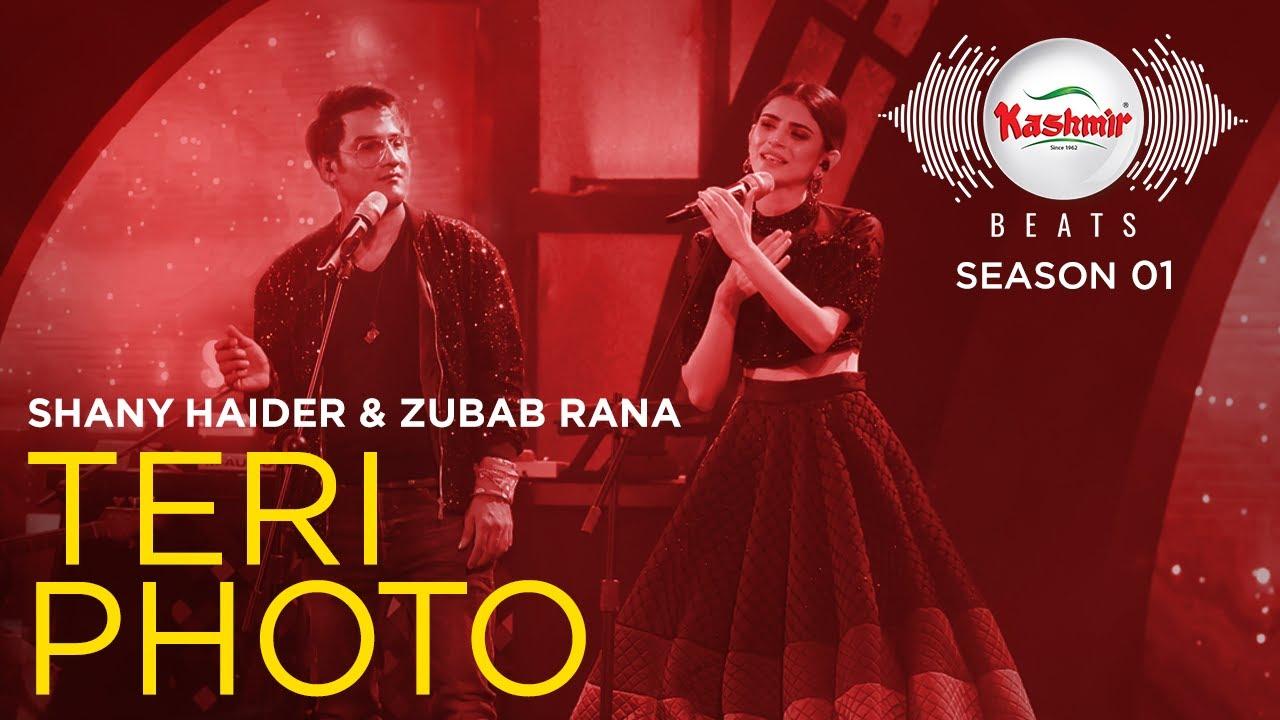 Teri Photo Lyrics - Shany Haider, Zubab Rana