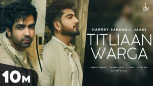 Titliaan Warga Lyrics - Harrdy Sandhu