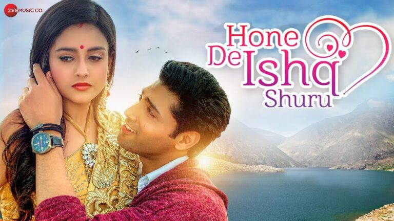Hone De Ishq Shuru Lyrics - Yasser Desai
