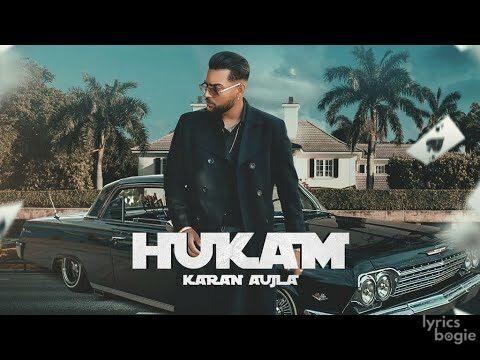 Hukam Lyrics - Karan Aujla, Gianimane