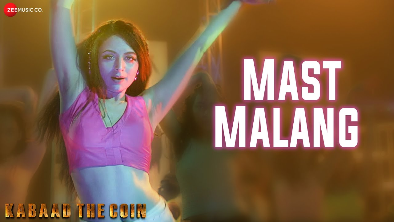 Mast Malang Lyrics - Sunidhi Chauhan, Sandesh Shandilya