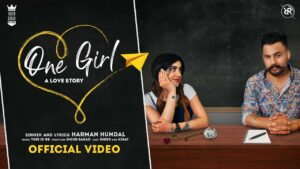 One Girl Lyrics - Harman Hundal