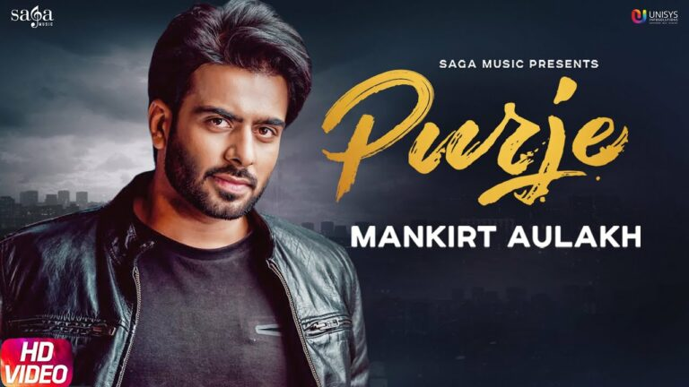 Purje Lyrics - Mankirt Aulakh, DJ Flow