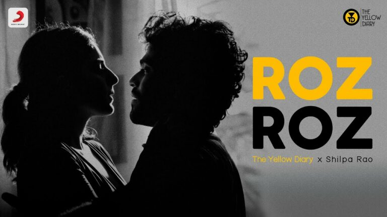 Roz Roz Lyrics - Rajan Batra, Shilpa Rao