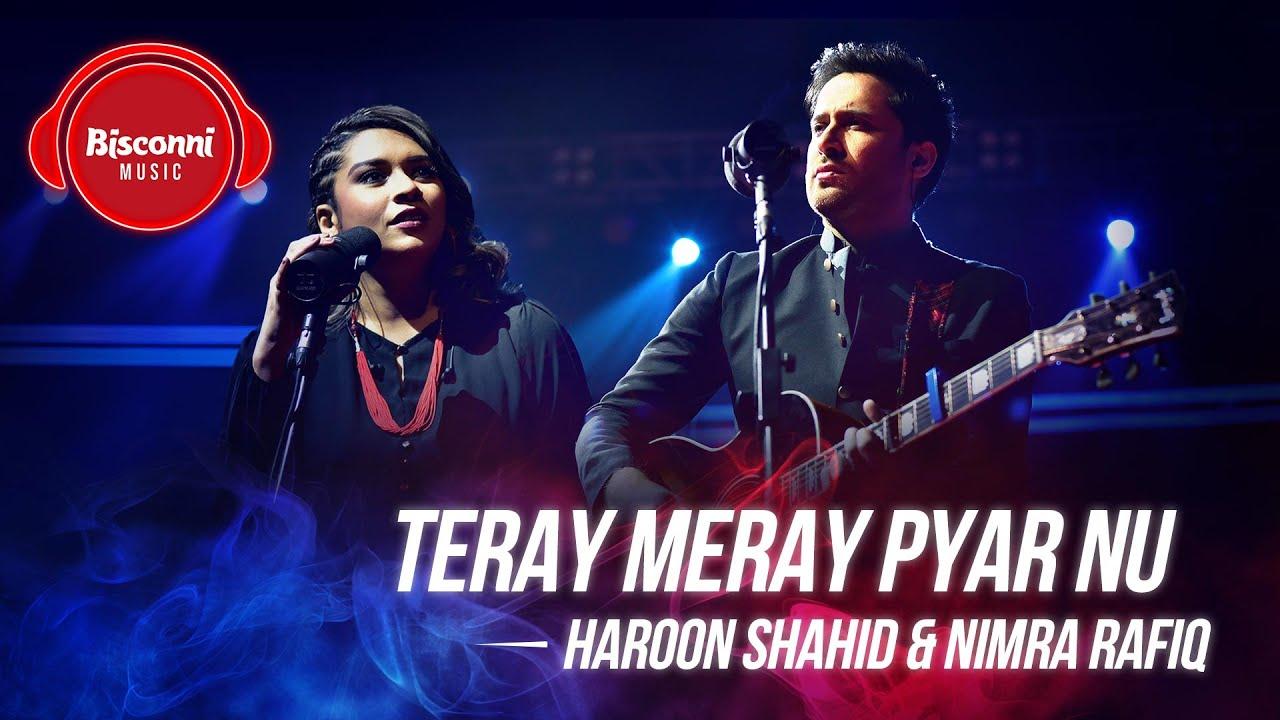 Teray Meray Pyar Nu Lyrics - Haroon Shahid