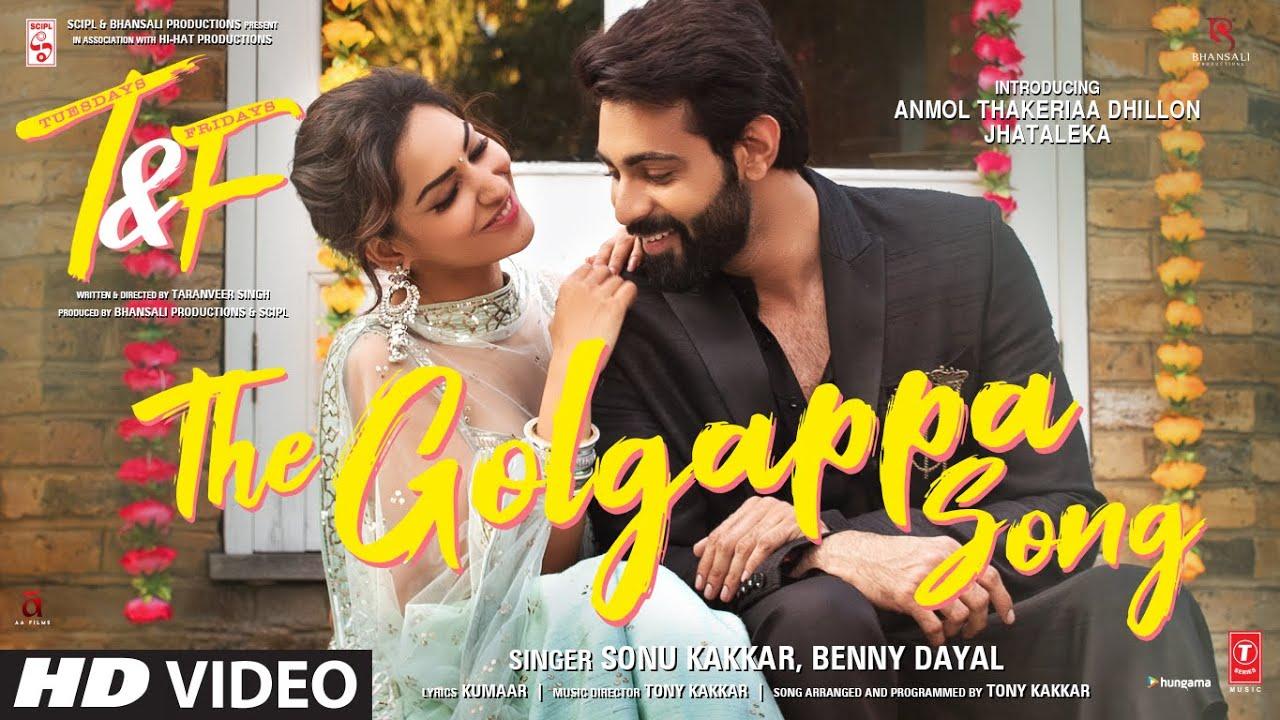 The Golgappa Song Lyrics - Benny Dayal, Sonu Kakkar