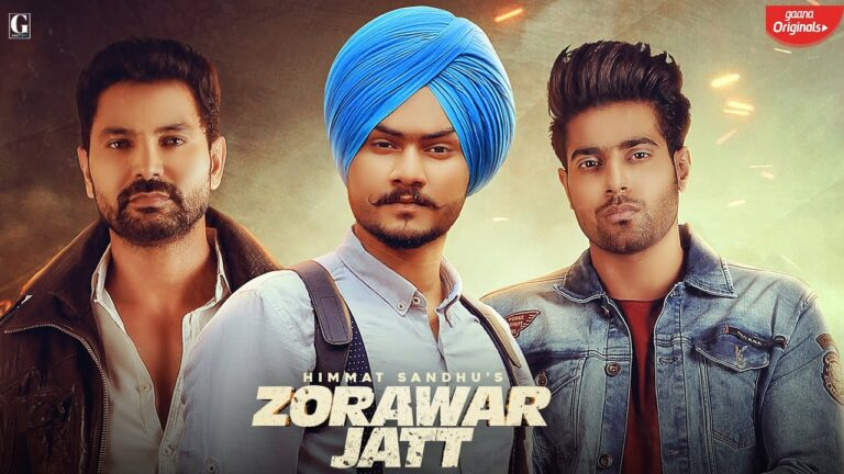 Zorawar Jatt Lyrics - Himmat Sandhu
