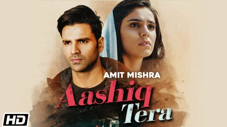 Aashiq Tera Lyrics - Amit Mishra