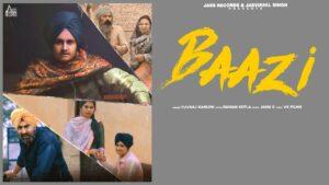 Baazi Lyrics - Yuvraj Kahlon