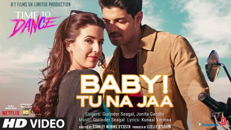 Baby! Tu Na Jaa Lyrics - Gurinder Seagal, Jonita Gandhi