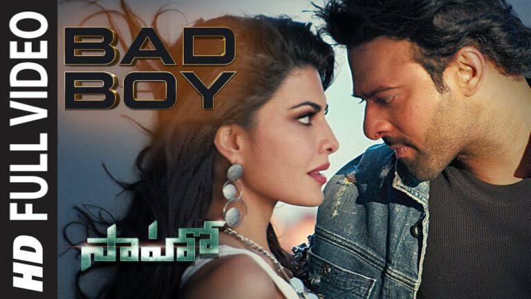 Bad Boy Lyrics - Badshah, Neeti Mohan