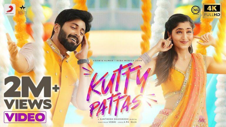 Kutty Pattas Lyrics - Santhosh Dhayanidhi, Rakshita Suresh