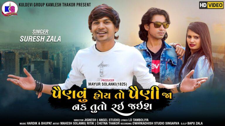 Painvu Hoy To Paini Ja Nak Tu To Rai Jaish Lyrics - Suresh Zala