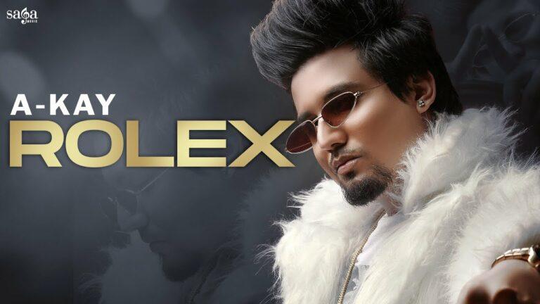 Rolex Lyrics - A Kay
