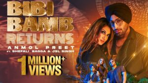 Bibi Bamb Returns Lyrics - Anmol Preet