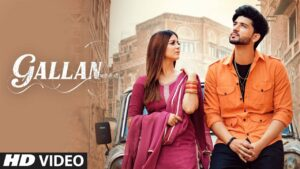Gallan Lyrics - Davinder Dhillon
