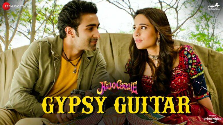 Gypsy Guitar Lyrics - Yasser Desai