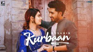 Kurbaan Lyrics - Musahib