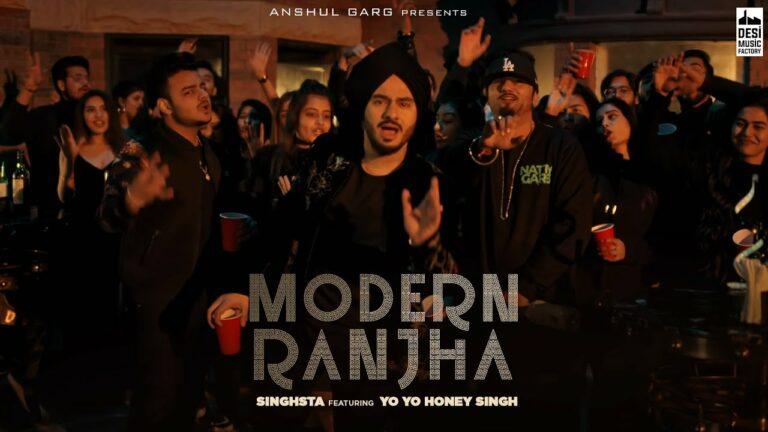 Modern Ranjha Lyrics - Singhsta