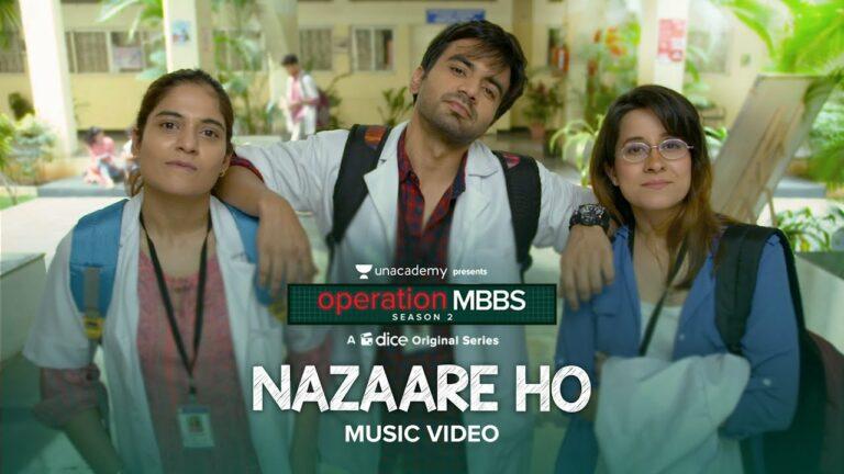 Nazaare Ho Lyrics - Karthik Rao