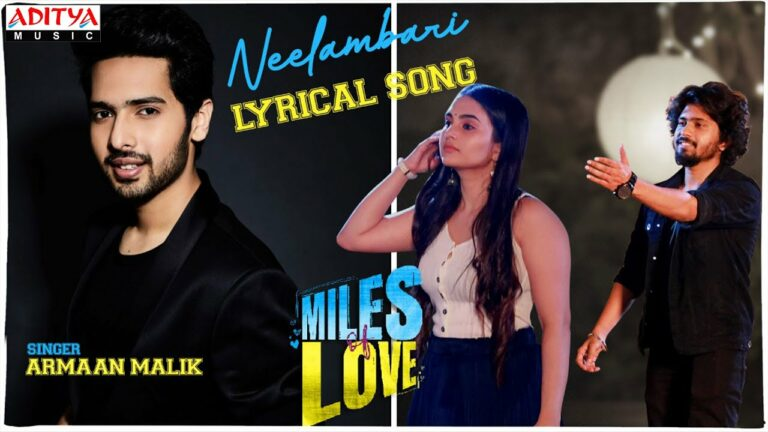 Neelambari Lyrics - Armaan Malik
