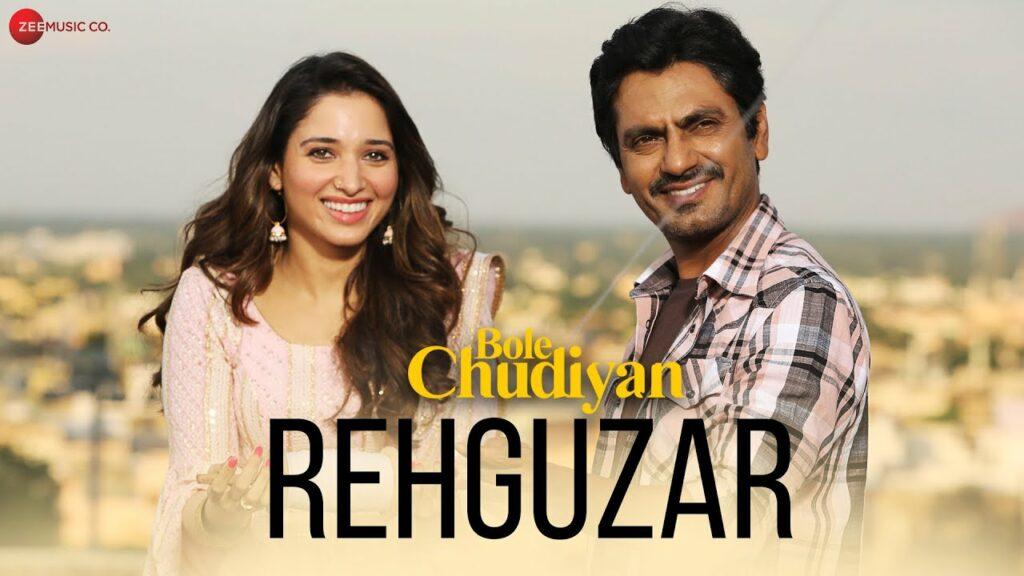 Rehguzar Lyrics - Shahid Mallya, Samira Koppikar