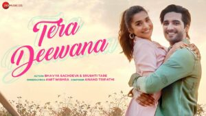 Tera Deewana Lyrics - Amit Mishra