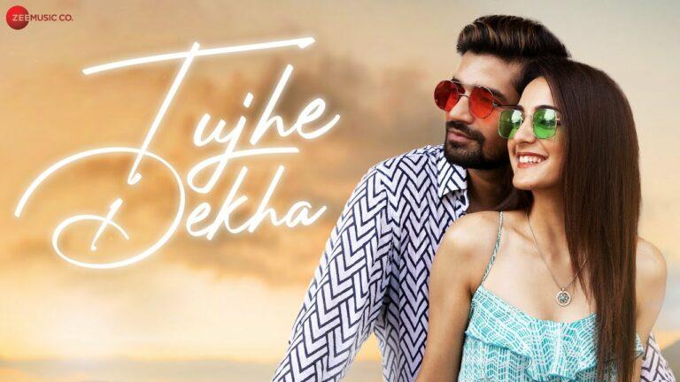 Tujhe Dekha Lyrics - Nayan Shankar