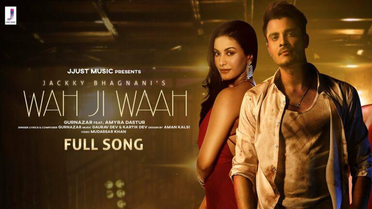 Wah Ji Waah Lyrics - Gurnazar