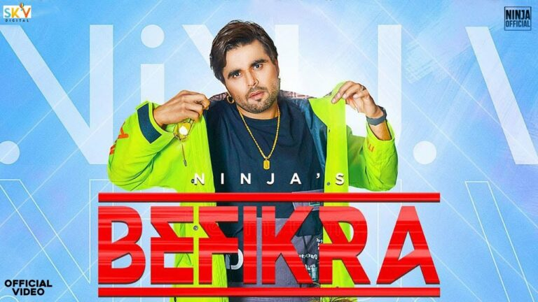 Befikra Lyrics - Ninja, Kamzinkzone