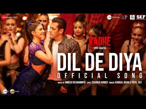 Dil De Diya Lyrics - Kamaal Khan, Payal Dev