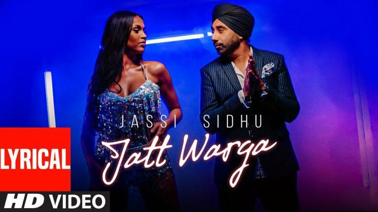 Jatt Warga Lyrics - Jassi Sidhu