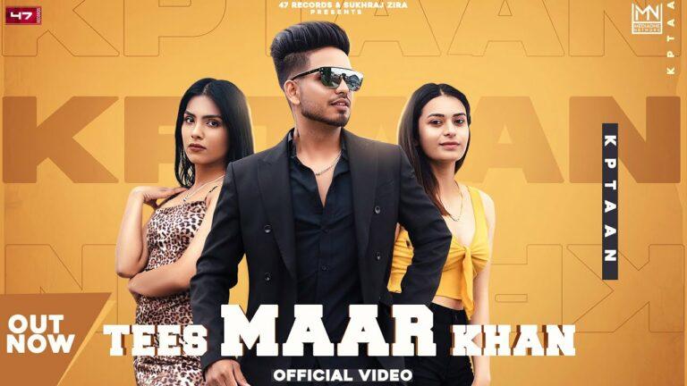 Tees Maar Khan Lyrics - Kaptaan