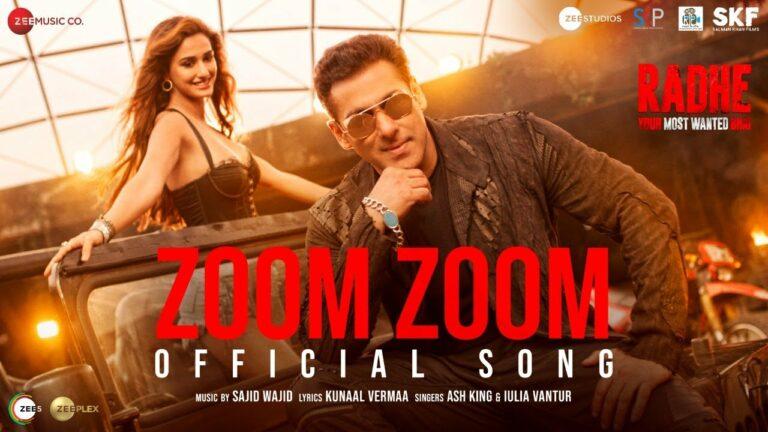 Zoom Zoom Lyrics - Ash King, Iulia Vantur