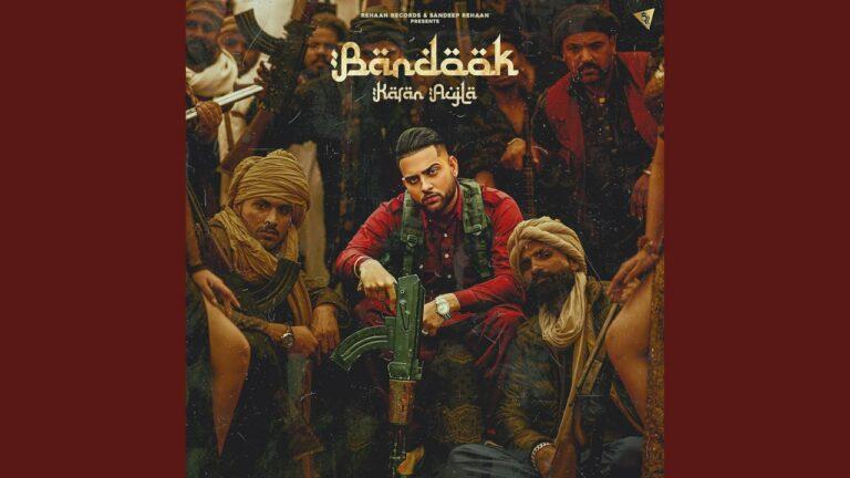 Bandook Lyrics - Karan Aujla
