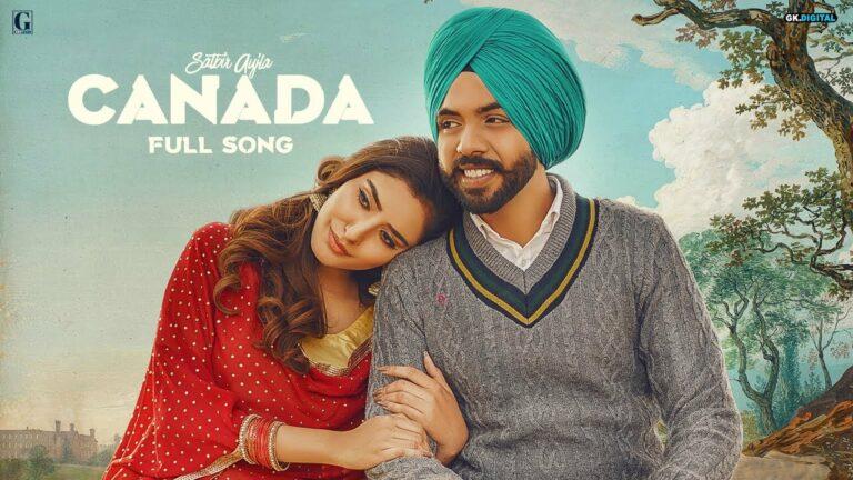Canada Lyrics - Satbir Aujla
