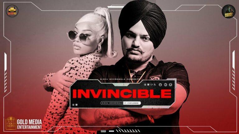 Invincible Lyrics - Sidhu Moose Wala, Stefflon Don