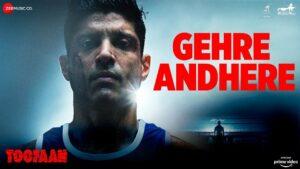 Gehre Andhere Lyrics - Vishal Dadlani