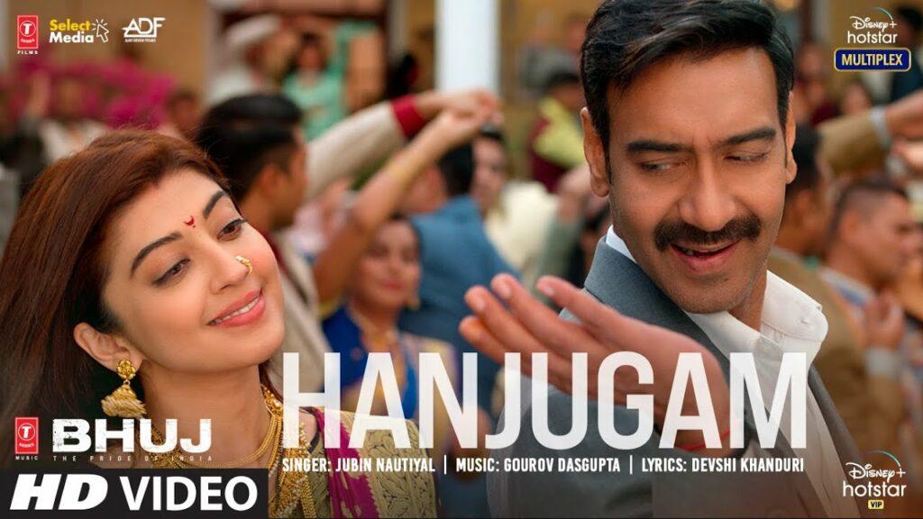 Hanjugam Lyrics - Jubin Nautiyal