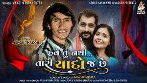 Have Tu Nathi Tari Yaado J Chhe Lyrics - Ashok Thakor