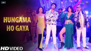 Hungama Ho Gaya Lyrics - Mika Singh, Anmol Malik