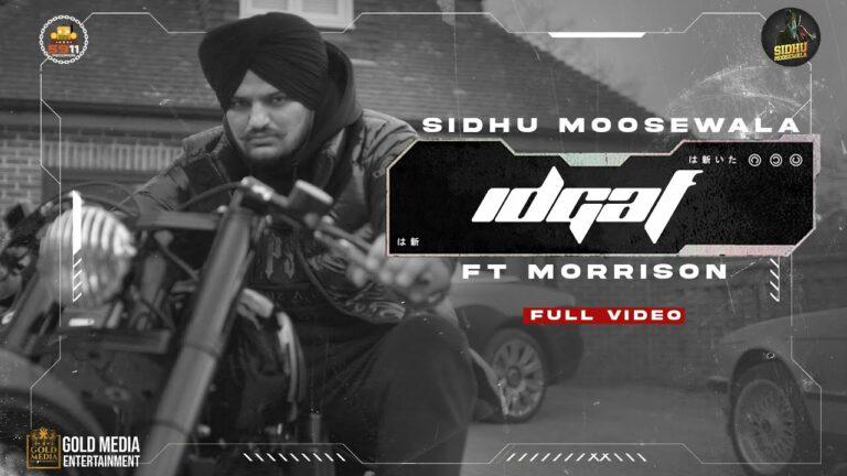 Idgaf Lyrics - Sidhu Moose Wala, Steel Banglez, Morrisson