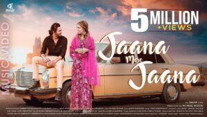 Jaana Mere Jaana Lyrics - Vineeth Sreenivasan, Amol Shrivastava