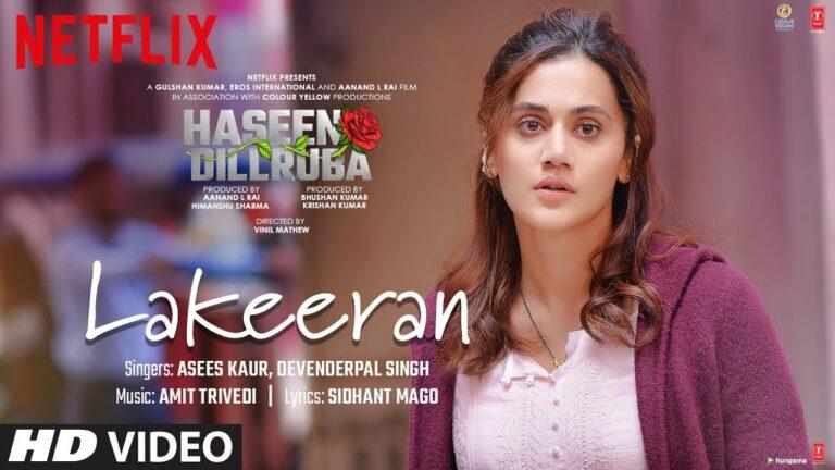 Lakeeran Lyrics - Asees Kaur, Devenderpal Singh