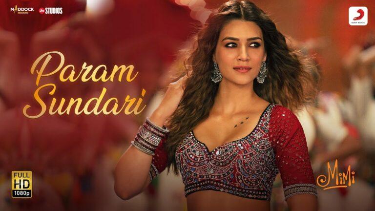 Param Sundari Lyrics - Shreya Ghoshal