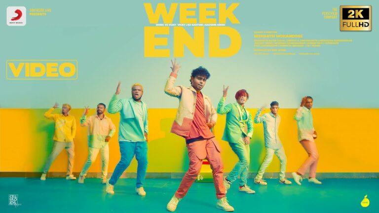 Weekend Lyrics - Kaushik Krish