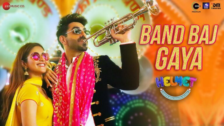 Band Baj Gaya Lyrics - Tony Kakkar, Vibhor Parashar
