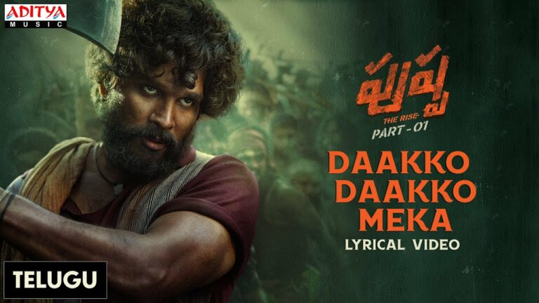 Daakko Daakko Meka Lyrics - Shivam