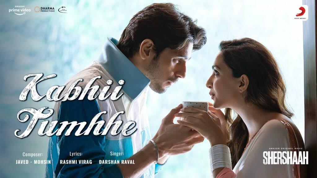 Kabhii Tumhhe Lyrics - Darshan Raval
